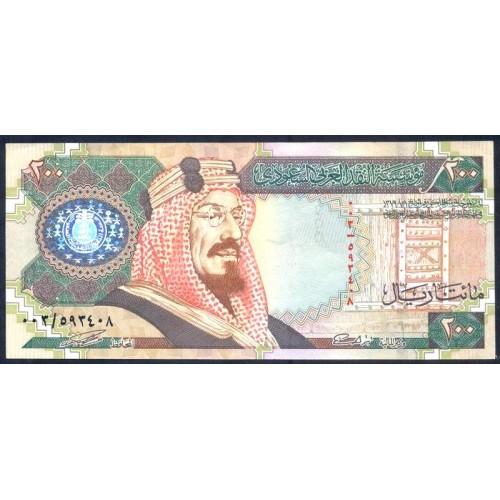 SAUDI ARABIA 200 Riyals...